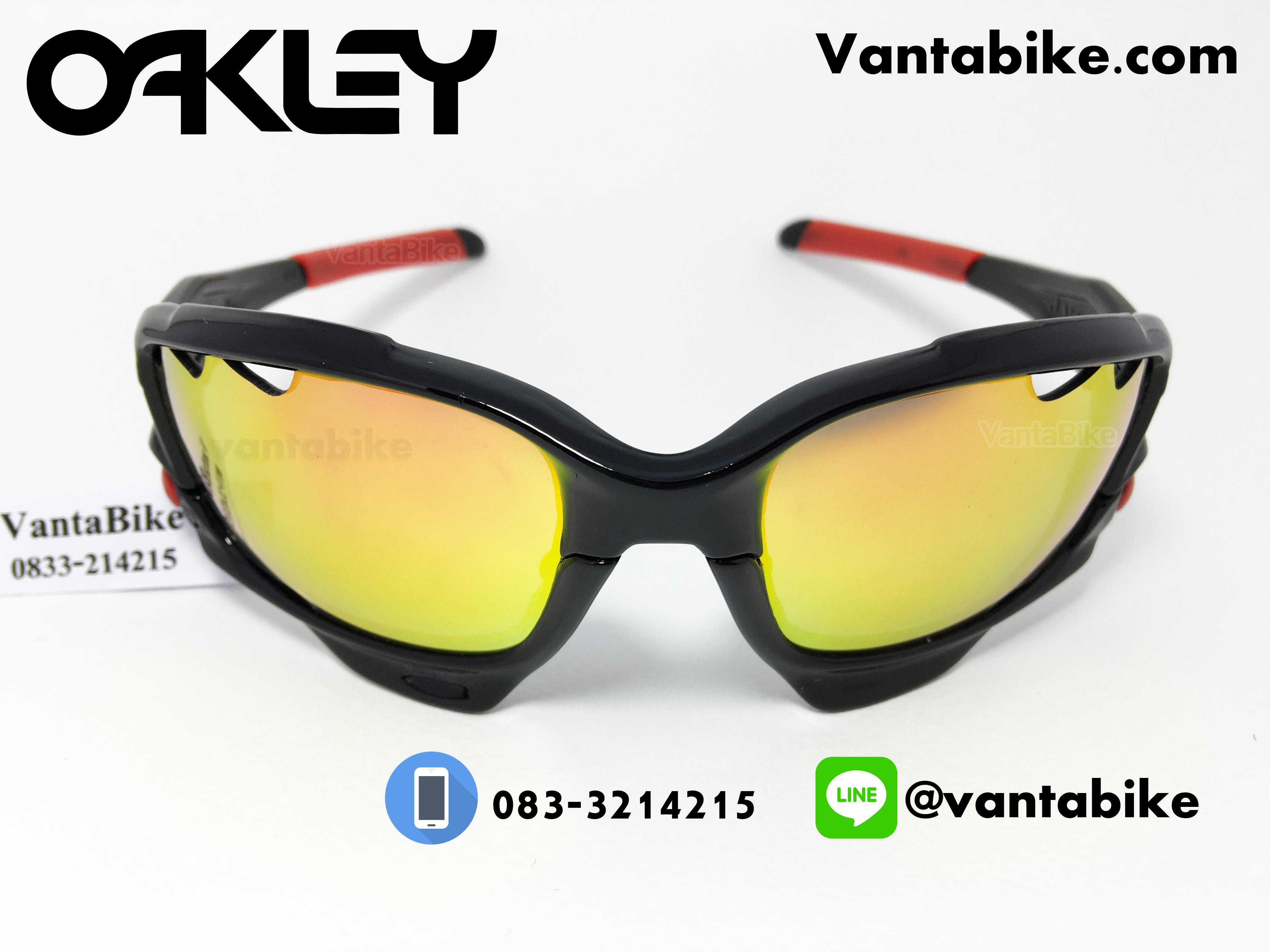 แว่นตาปั่นจักรยาน Oakley Jawbone รุ่นใหม่