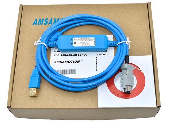USB Delta servo drive ASDA-B2 AB
