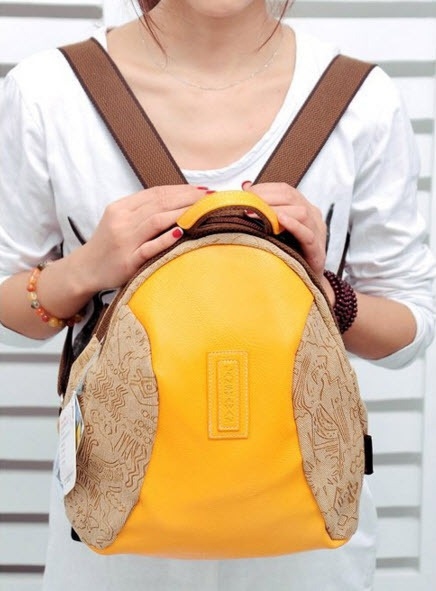 Bag with Three Styles