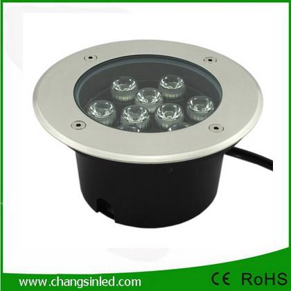 โคมไฟ LED ส่องต้นไม้ แบบฝังพื้น DC12v 9w
