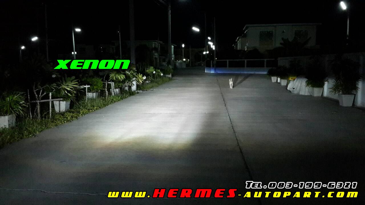 ไฟต่ำ XENON H11 4200K OSRAM All New D-max (2012-ขึ่นไป)