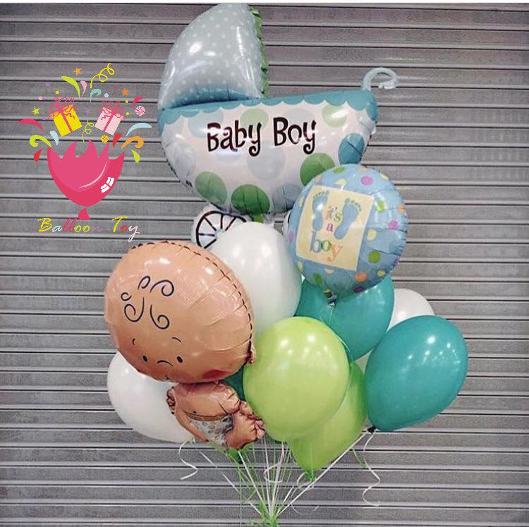 ลูกโป่งแรกเกิด New Born BN 126