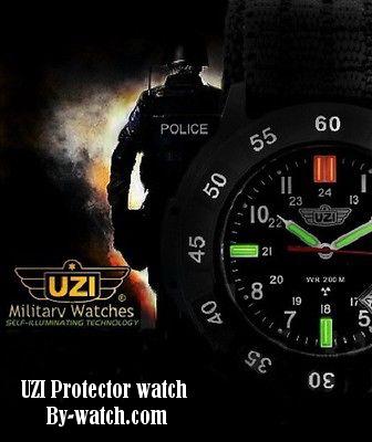 UZI PROTECTOR Swiss tritium จาก buy-watch.net