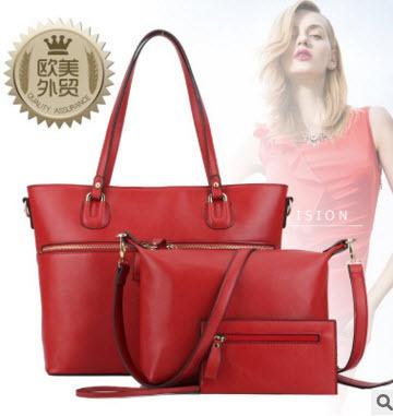 กระเป๋าจัดเซต 3 ใบ &#x266B รุ่นนี้ภูมิใจนำเสนอสุดๆ งานสวยมาก