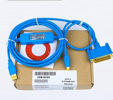 LINK CABLE USB-SC09 FX & A