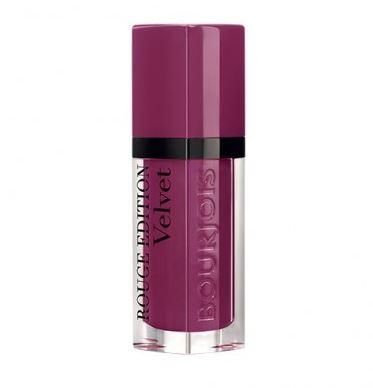 Bourjois Rouge Edition Velvet Lipstick-No.14 Plum Plum Girl