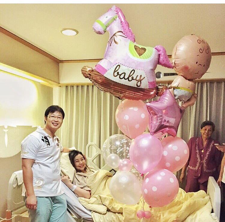 ลูกโป่งแรกเกิด New Born BN 101