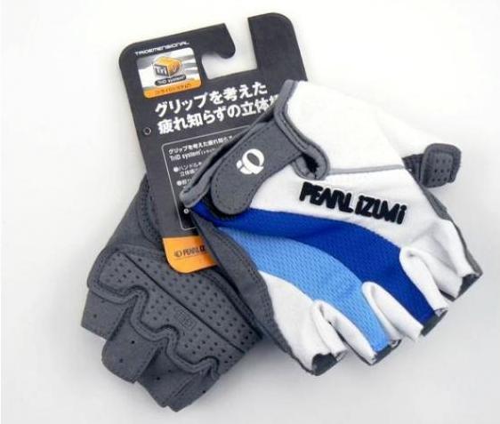 ถุงมือเจล สำหรับปั่นจักรยาน ยี่ห้อ Pearl Izumi(รุ่นพิเศษ มีสีเดียว)