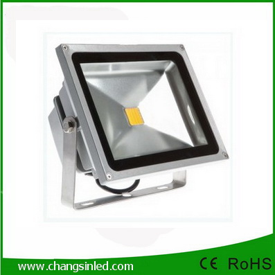 ไฟ LED Flood light DC12V 30W ใช้สำหรับโซล่าเซลล์