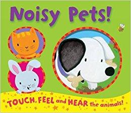 Noisy Pets! (carterpillar books)