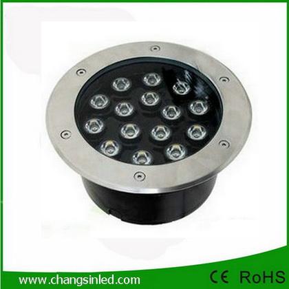 โคมไฟ LED ส่องต้นไม้ แบบฝังพื้น AC220v 15w