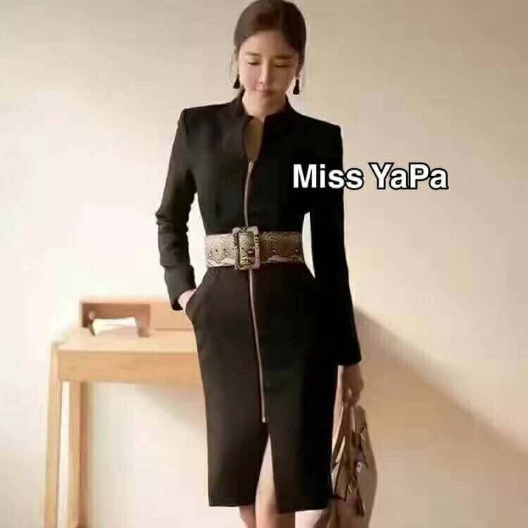 Dress Collection ป้าย Miss YaPa