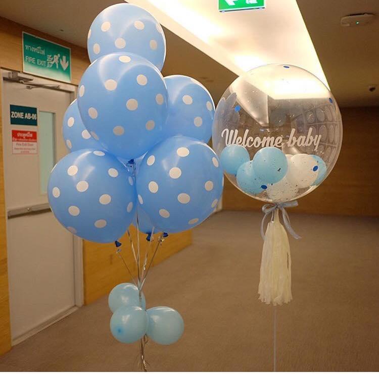 ลูกโป่งแรกเกิด New Born BN 108