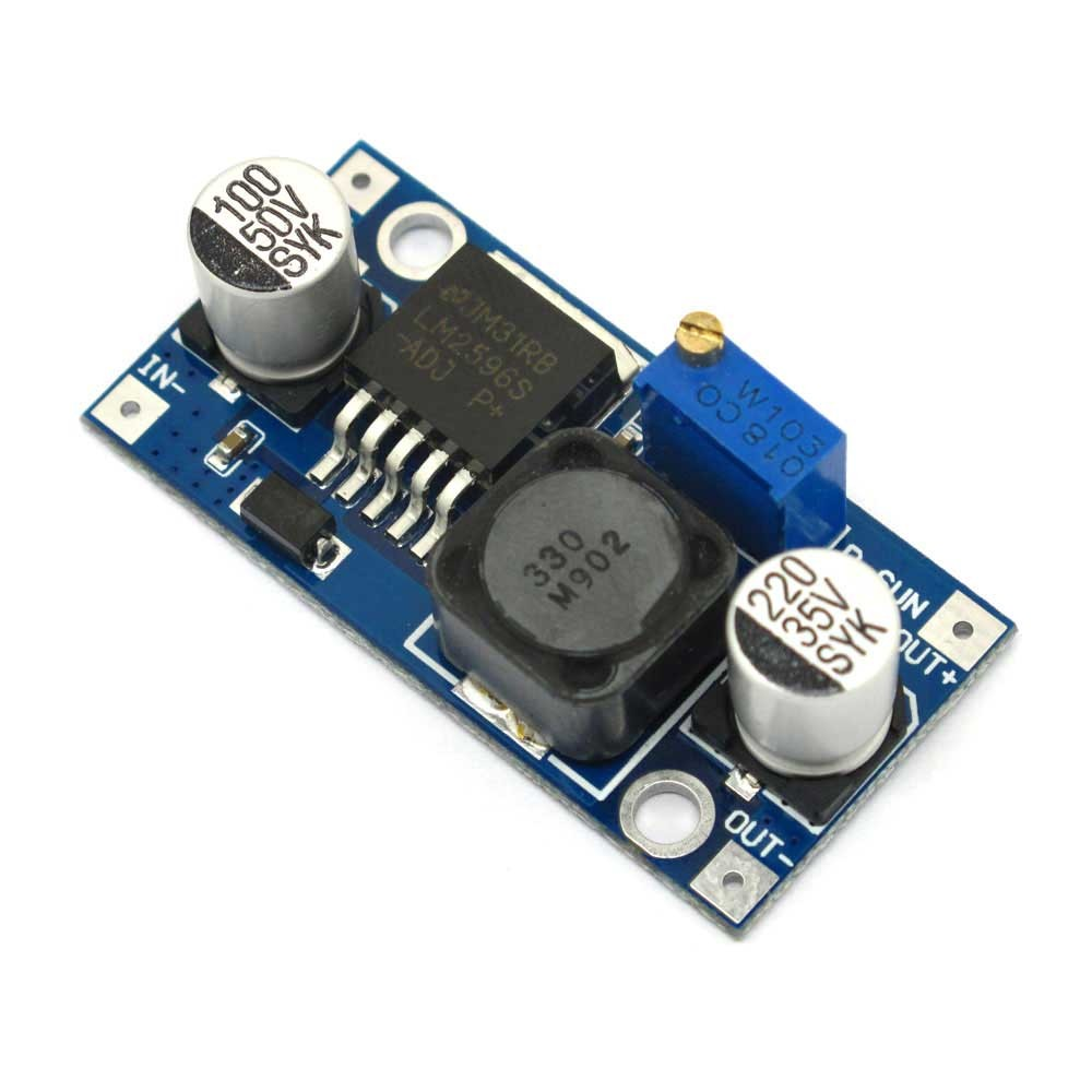 LM2596 DC-to-DC Step down Converter Module