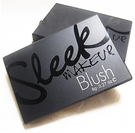 Sleek Blush Make Up