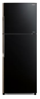 ตู้เย็น HITACHI R-VG350PZ สีดำ