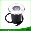 โคมไฟ LED แบบฝังพื้น DC12v 1w