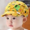 ไซส์ 3-24 เดือน หมวกเด็กสไตล์เบสบอล - สีเหลือง
