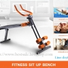 Power Plank & Sit Up Fitness 2in1