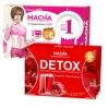 Macha + Macha Detox สลายไขมัน ด่วนทันใจ
