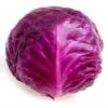 (Whole 1 Oz) กะหล่ำปลีสีม่วง - Purple Cabbage