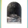 หลวงพ่อทวด วัดช้างให้ พระบูชาตั้งหน้ารถ ปี 55 เนื้อทองรมมันปู พร้อมกล่องเดิมๆจากวัด