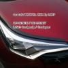 คิ้วไฟหน้า Toyota CHR ซีเอสอาร์