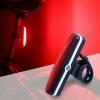 ไฟหลังจักรยาน LED แบบชาร์ต USB ไฟสีแดง รุ่น RPL-2266 (Black)
