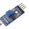 photoresistor light module