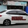 ชุดแต่ง ซิตี้ Honda City 2014 2015 MUGEN V2 ท่อคู่