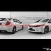 ชุดแต่งรอบคัน Honda Civic 2012 2013 Mugen JAPAN