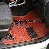 พรมปูพื้นรถยนต์ 5D เข้ารูป Toyota Yaris ATIV พรม 5D ATIV