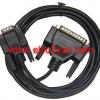 สาย Siemens touch screen and Mitsubishi FX2 A series PLC 25-pin cable 6XV1440-2R