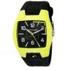 Rip Curl นาฬิกาสปอร์ตแฟชั่น ตัวเรือนพลาสติกอย่างดี ทนทาน น้ำหนักเบา สายซิลิโคน Quartz Analog (สีเหลือง)