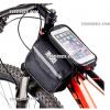 กระเป๋าคาดเฟรมจักรยาน ยี่ห้อ BOI มีช่องใส่โทรศัพท์