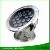 โคมไฟใต้น้ำ LED 18x1W DC12V