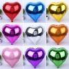 ลูกโป่งฟอยล์-หัวใจ-heart-shape-foil-balloons 18 นิ้ว