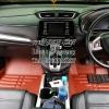 พรมปูพื้นรถยนต์ 5D เข้ารูป new CRV G5 2017