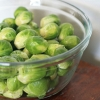 (Whole 1 LB) กะหล่ำดาว - Brussels Sprouts