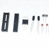ชุดคิท ATMEGA328P-PU without-Ar duino BOOTLOADER + DIP Socket & 16MHz crystal
