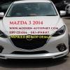 ชุดแต่งมาสด้า MAZDA 3 2014 2015