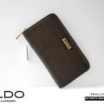 กระเป๋าสตางค์ใบยาว ALDO WALLET รุ่น Signature ของแท้ นำเข้าจากแคนาดา