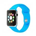 Smart Watch นาฬิกาบลูทูธมีกล้อง ใส่ซิมได้ รุ่น A8 (สีฟ้า) (รหัส 2zFW4Pg)