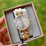 นาฬิกา Parfois Watch ของแท้ ชอปยุโรป 2017 Gold First Class