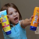 ครีมกันแดดสำหรับเด็กจำเป็นหรือไม่?