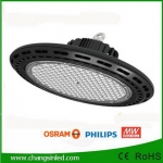 โคมไฟ LED High Bay Light UFO Design 100W