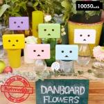 แบตเตอรี่สำรองน่ารัก cheero Power Plus 10050mAh DANBOARD version Flower series