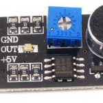 Sound Detection Sensor Module