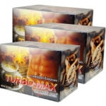 Turbo Max Coffee กาแฟ เทอร์โบ แม็กซ์ 10 ซอง