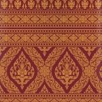 BD122-8 วอลเปเปอร์ติดผนังลายไทย อัลบั้ม รามอินทรา
